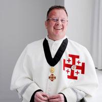 Rev Canon Mark Madden KCHS FRSA