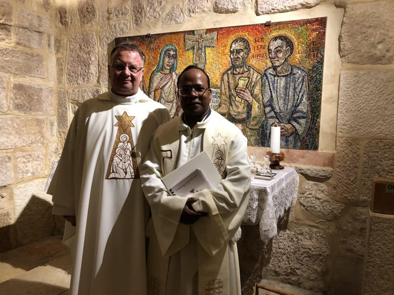 Holy Land Pilgrimage 2019